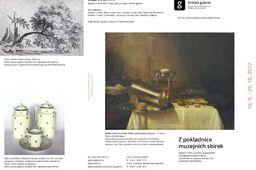 Výtvarníci na fotografiích Jiřího Šulce, Z pokladnice muzejních sbírek