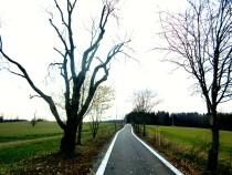 Cyklostezka Nový Hrádek - Taszów