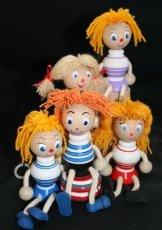 Dřevěnné hračky Dobruška