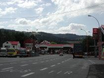 Původní hraniční přechod Náchod - Kudowa