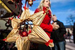 Vánoční trhy na Kuksu