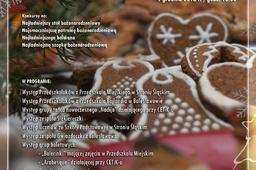 Česko-polské vánoční stoly