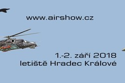 XXV. Czech International Air Fest 2018 - CIAF 2018