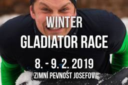 Winter Gladiator Race